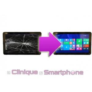 Remplacement Vitre Tactile + écran LCD ASUS Book T300CHI