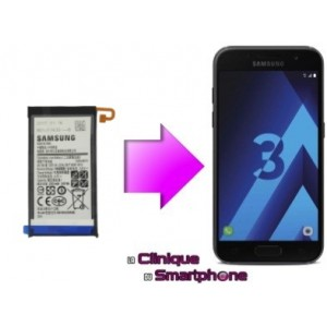Remplacement batterie Samsung Galaxy A3 (2017)