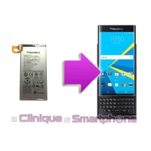 Remplacement de batterie pour BlackBerry Priv