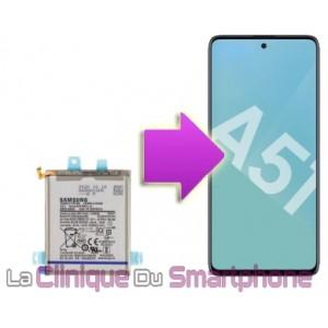 Changement batterie Samsung Galaxy A51