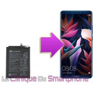 Remplacement Batterie Huawei Mate 10