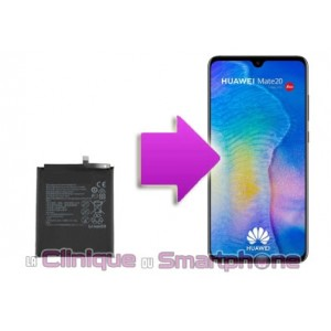 Remplacement Batterie Huawei Mate 20