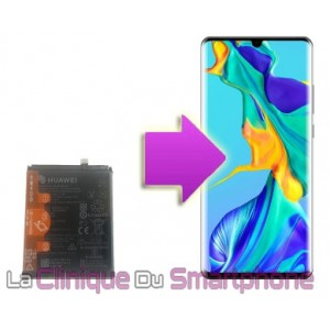 Remplacement Batterie pour Huawei P30