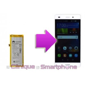 Remplacement batterie Huawei P8 Lite