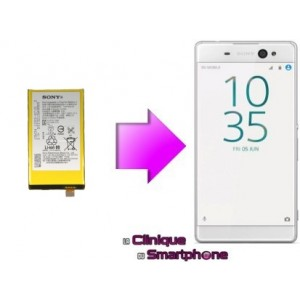 Remplacement batterie Sony Xperia XA Ultra