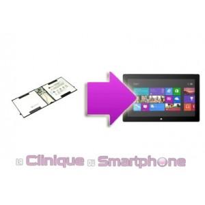 Remplacement de Batterie Surface Pro 2
