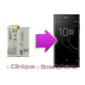 Remplacement batterie Sony Xperia XA1