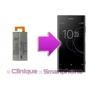Remplacement batterie Sony Xperia XA1 Ultra
