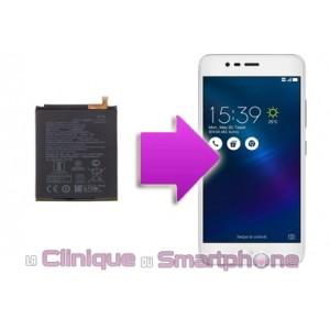 Remplacement de Batterie Asus Zenfone 3 Max