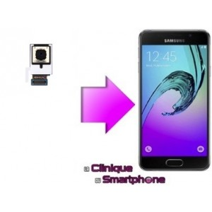 Remplacement caméra arrière Samsung Galaxy A5 (A510) 2016