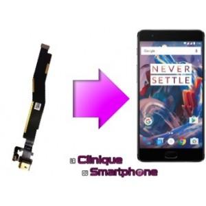 Remplacement connecteur de charge OnePlus 3