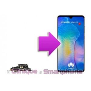 Remplacement connecteur de charge Huawei Mate 20