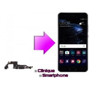 Remplacement connecteur de charge Huawei P10 Plus