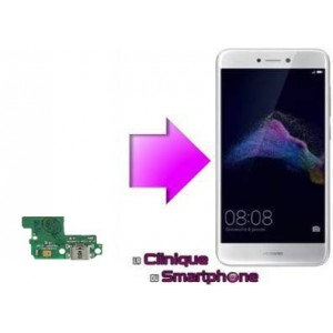 Remplacement connecteur de charge Huawei P10 Lite