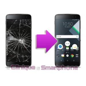 Changement Vitre Tactile + Ecran LCD Blackberry DTEK 60
