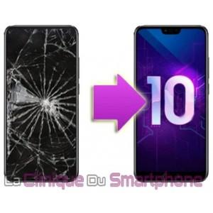 Remplacement Vitre Tactile + Ecran LCD Honor 10