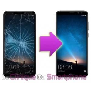 Remplacement Vitre Tactile + Ecran LCD Huawei Mate 10 Lite