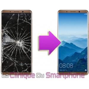 Remplacement Vitre Tactile + Ecran LCD Huawei Mate 10 Pro