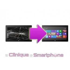 Remplacement Vitre Tactile + Ecran LCD Microsoft Surface Pro 1