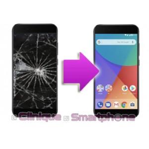 Remplacement Vitre Tactile + Ecran LCD Xiaomi MI A1