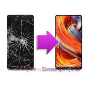 Remplacement Vitre Tactile + Ecran LCD Xiaomi MI Mix 2
