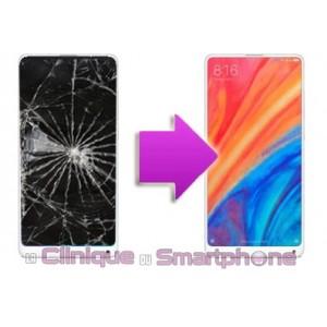 Remplacement Vitre Tactile + Ecran LCD Xiaomi MI Mix 2S