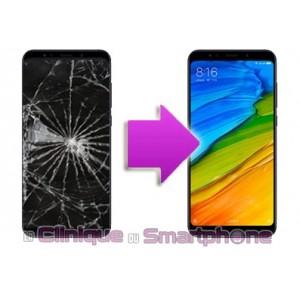 Remplacement Vitre Tactile + Ecran LCD Xiaomi Redmi 5 Plus