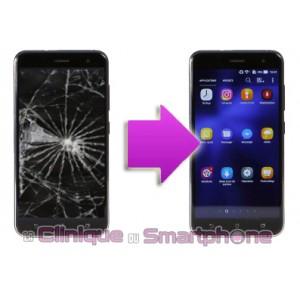 Remplacement Vitre Tactile + Ecran LCD ASUS Zenfone 3