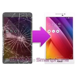 """Remplacement Vitre Tactile + Ecran LCD Asus ZenPad 7"""" - Z370"""