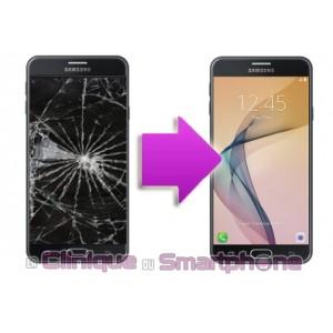Remplacement Vitre tactile + Ecran LCD Samsung Galaxy J7 Prime