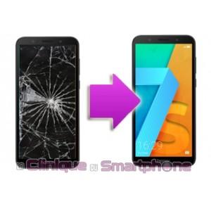 Remplacement Vitre Tactile + Ecran LCD Huawei Honor 7S