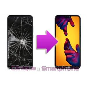 Remplacement Vitre Tactile + Ecran LCD Huawei P20 Lite