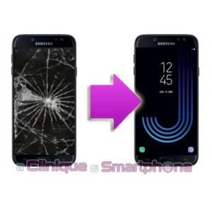 Remplacement bloc écran Galaxy J7 (2017)