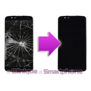 Remplacement Vitre Tactile + Ecran LCD LG K10