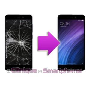 Remplacement Vitre Tactile + Ecran LCD Xiaomi Redmi 4A