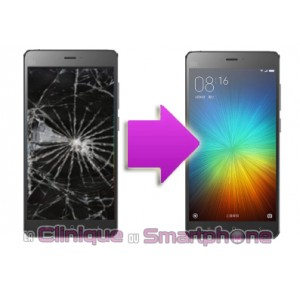 Remplacement Vitre Tactile + Ecran LCD Xiaomi MI 4S