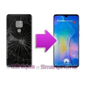 Changement vitre arrière Huawei Mate 20
