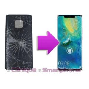 Changement vitre arrière Huawei Mate 20 Pro