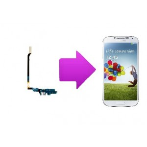 Changement  connecteur de charge  SAMSUNG Galaxy S4 -I9505