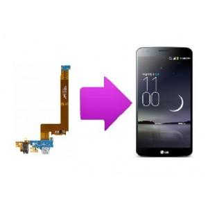 Changement connecteur de charge + micro LG G Flex (D955)
