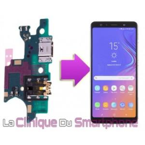 Remplacement connecteur de charge Samsung Galaxy A7 2018