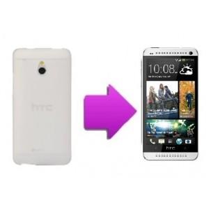 Remplacement coque arrière HTC One Mini M4