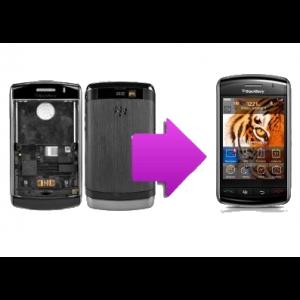 Changement coque compléte BlackBerry Storm 9500/9550