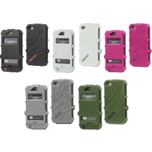 "Coque ""Tank"" iPhone 4/4S"