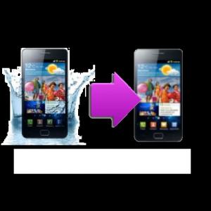 Désoxydation SAMSUNG Galaxy S2 - I9100