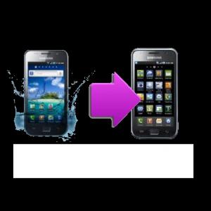 Désoxydation SAMSUNG Galaxy S - I9000
