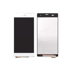 bloc écran  LCD +  vitre tactile  Sony Xperia Z3 (L55T)