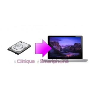 """Remplacement Disque Dur interne MacBook Pro 13'', 15'' et 17"""" à partir de:"""