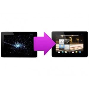 Changement bloc écran  Acer Iconia A1-810