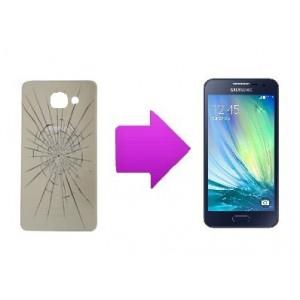 Changement vitre arrière Samsung Galaxy A7 (2016)